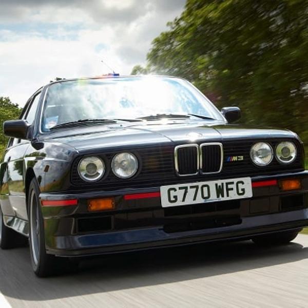 Nostalgia Dengan Sedan BMW E30 M3 Terbaik Dieranya