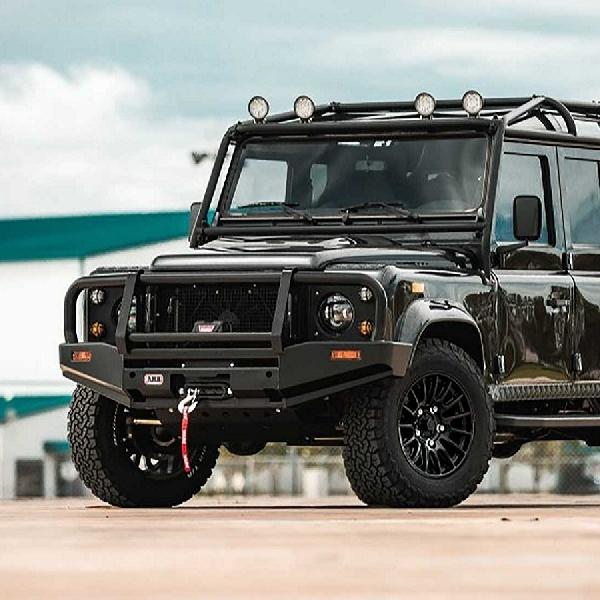 E.C.D Hadirkan Land Rover Defender Bertenaga Listrik