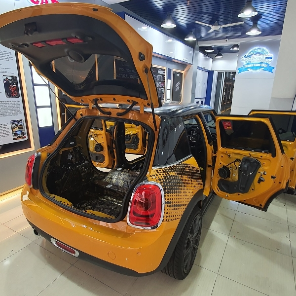 Ground Zero Reference Car, Kolaborasi Tokoh Car Audio Kelas Dunia