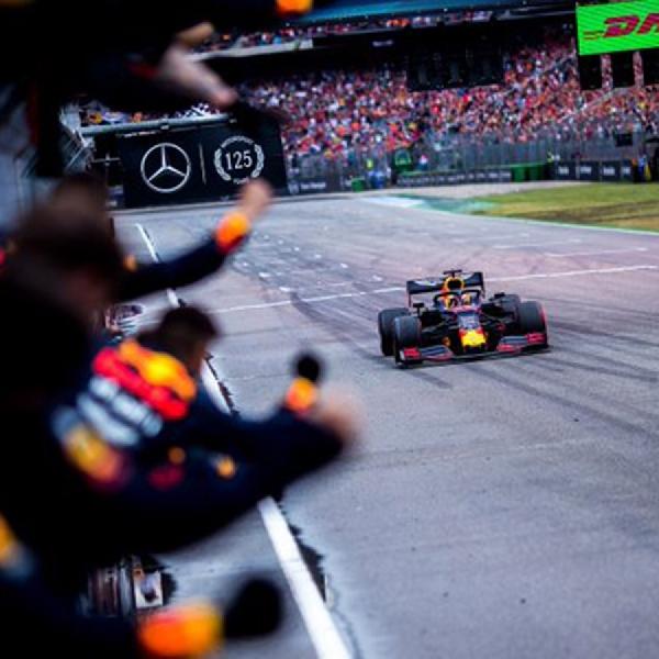 Honda Koleksi Dua Podium di Grand Prix Jerman