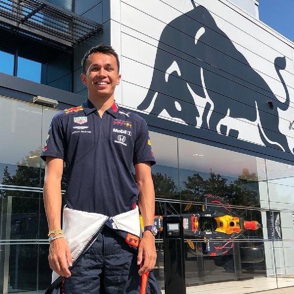 Tim Red Bull Honda Lakukan Pergantian Pembalap Jelang F1 GP Belgia