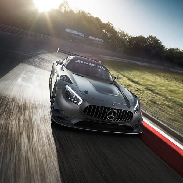Edisi Anniversary ke-50- Mercedes-AMG Luncurkan GT3 Edition 50 di Nurburgring