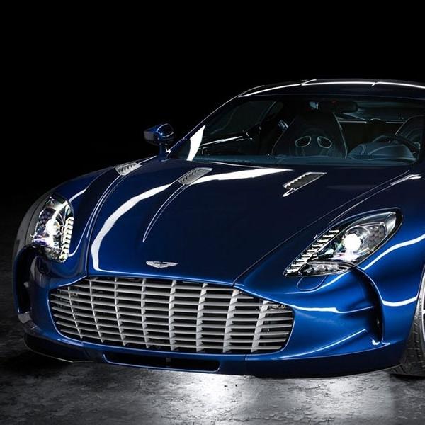 Edisi Limited Aston Martin One-77 ini Dijual untuk Para Kolektor