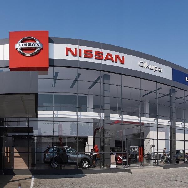 Nissan Datsun Resmikan Diler di Cikupa