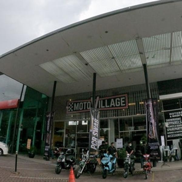 IIMS Motorbike Hybrid Show Resmi Dibuka