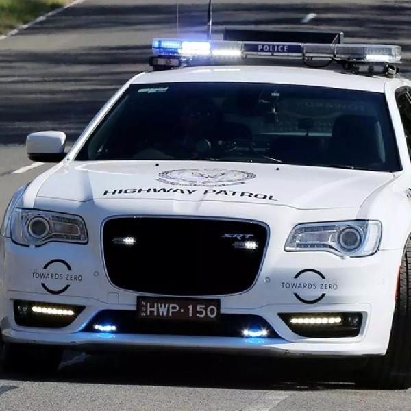 BMW dan Chrysler Dipakai Sebagai Armada Kepolisian
