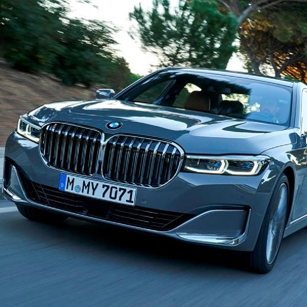 BMW Berikan Penggerak Listrik di Seri 7?