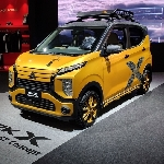 7 Unit Mobil Mitsubishi, Salah Satunya eK Cross Tampil Modif di Tokyo Auto Salon 2020