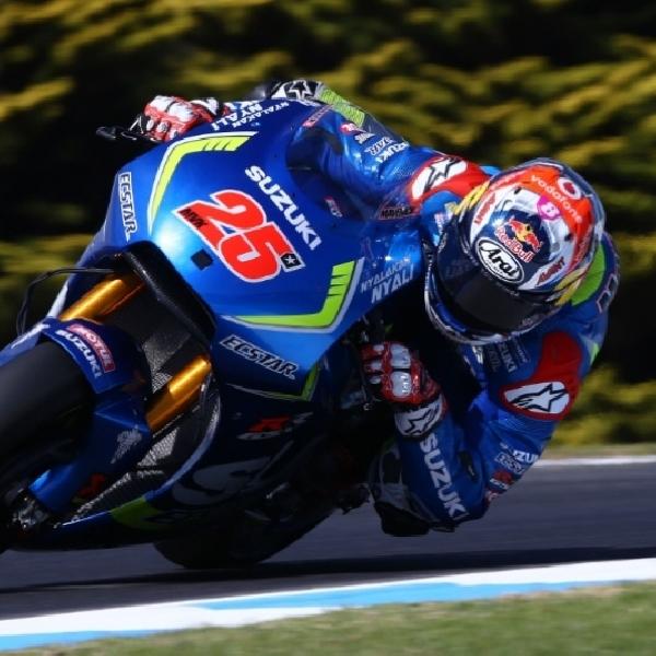 MotoGP: Eksperimen Suzuki Berhasil Pada Vinales