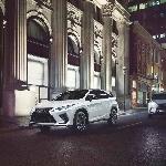 Eksterior Lexus RX 350L dan 450hL 2022 Diperbarui