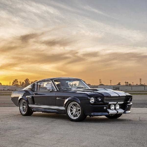 Fusion Bikin Kembali Mustang Eleanor