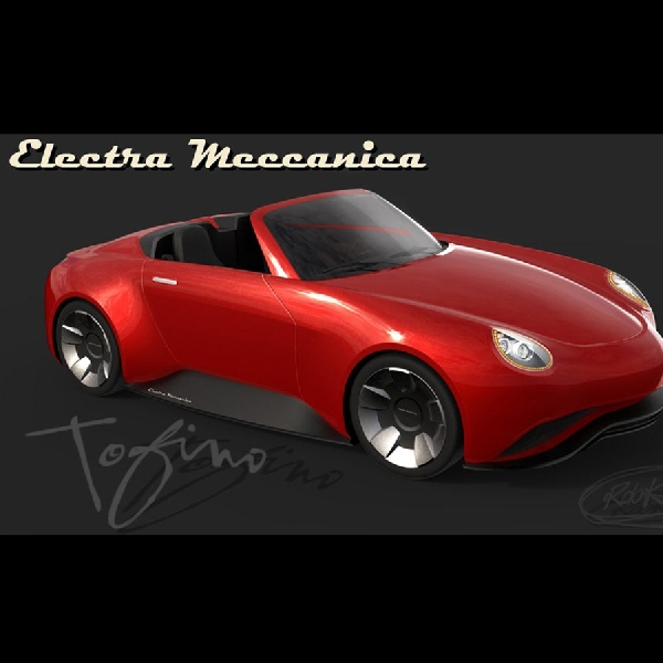 Electra Meccanica Siapkan Roadster Elektrik