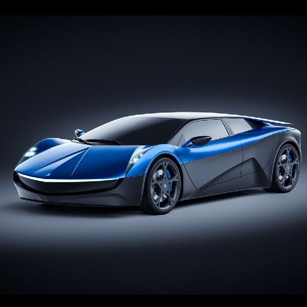 Elextra Electric Supercar Meluncur di 2019
