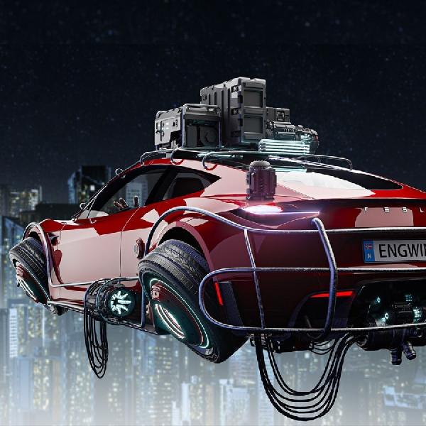 Elon Musk Tegaskan Dia Masih Ingin Tesla Roadster Melayang