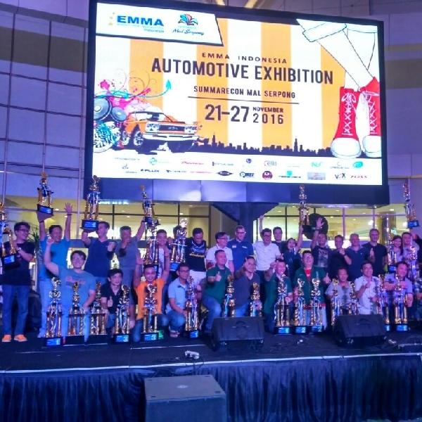 Final EMMA Indonesia Community Cari Perwakilan untuk ke Cina