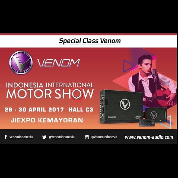 Kontes EMMA Spesial Class Venom IIMS 2017 Sediakan Hadiah Puluhan Juta