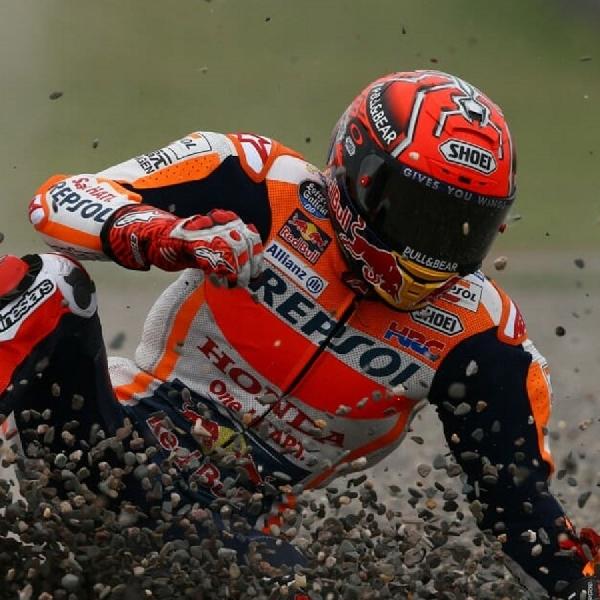 MotoGP: Enam Fakta Menarik Tentang Pakaian Balap Marc Marquez