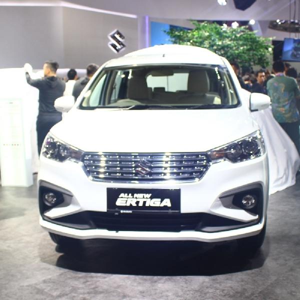 Dari Segi Rasa, All New Suzuki Ertiga Alami Cukup Banyak Peningkatan