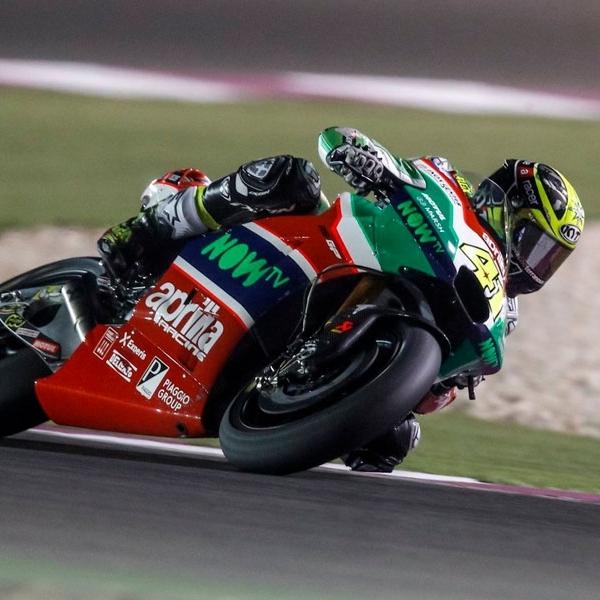 MotoGP: Espargaro Desak Tim Aprilia Harus Lebih Kompetitif