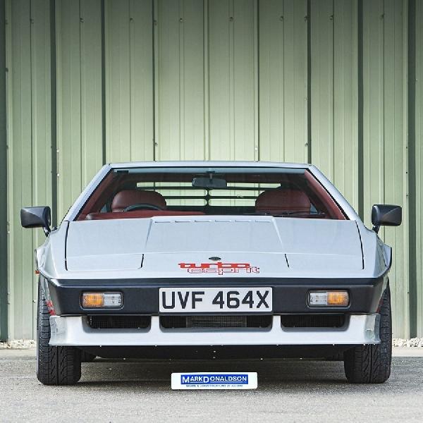 Esprit Turbo Series 3 Milik Pendiri Lotus Dijual, Harganya Sentimentil
