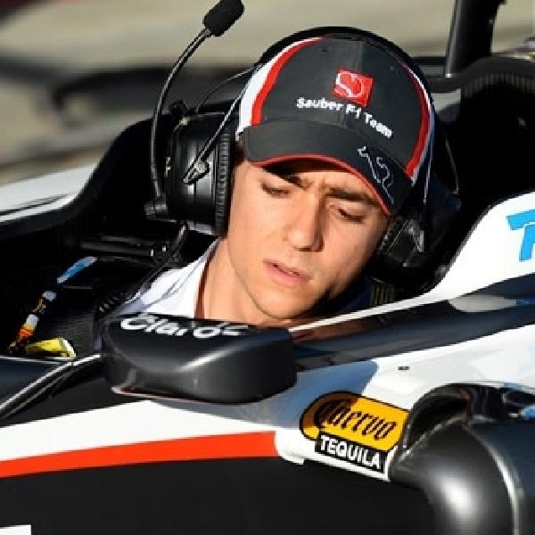 F1: Esteban Guitierrez Senang Bisa Wakili Amerika Serikat