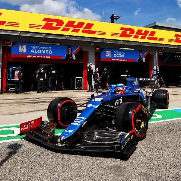 F1: Esteban Ocon Perpanjang Kontrak di Tim Alpine F1