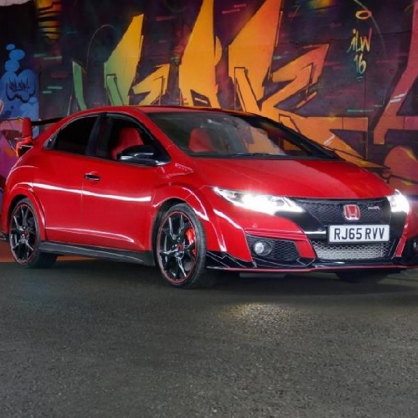 Honda Civic Turbo Type R Terbaru Siap Diluncurkan