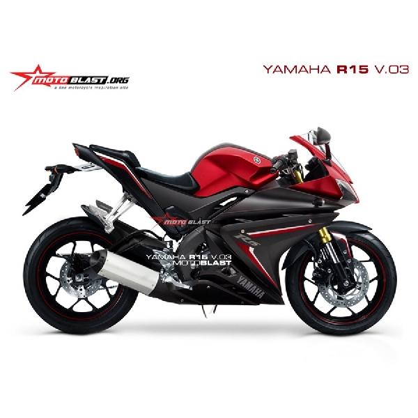 Yamaha R15 Teranyar Mulai Terkuak