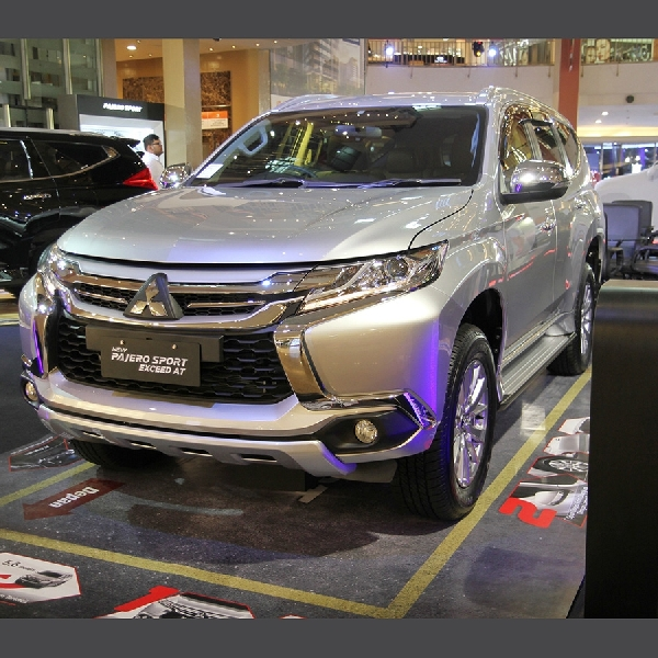 Mitsubishi Rilis New Pajero Sport Rakitan Lokal