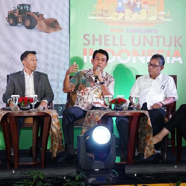 Shell Indonesia Diskusikan Penerapan B30 di Indonesia