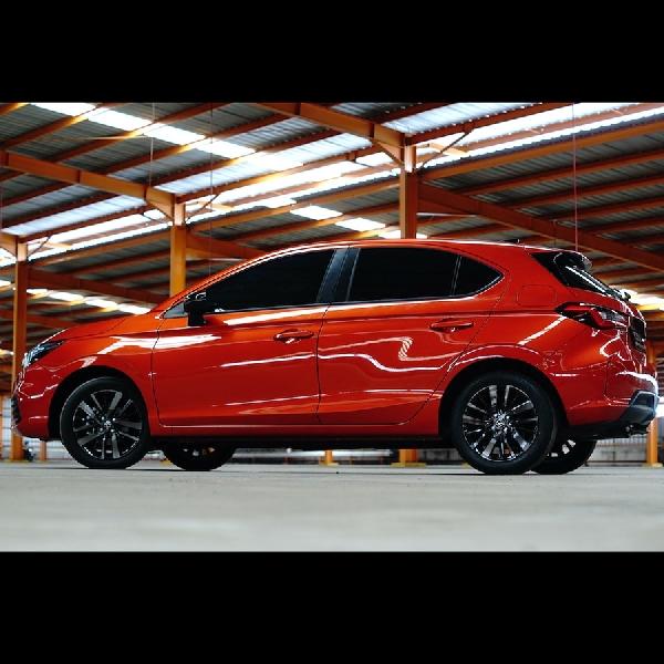 New Honda City Hatchback RS : Hatchback Jepang yang Kelewat Aerodinamis