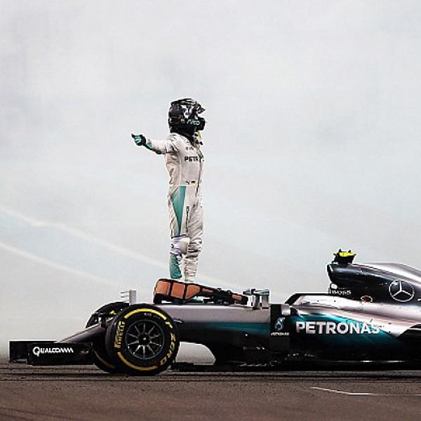 F1: Nico Rosberg Rebut Mahkota Juara Dunia Formula 1 Musim 2016