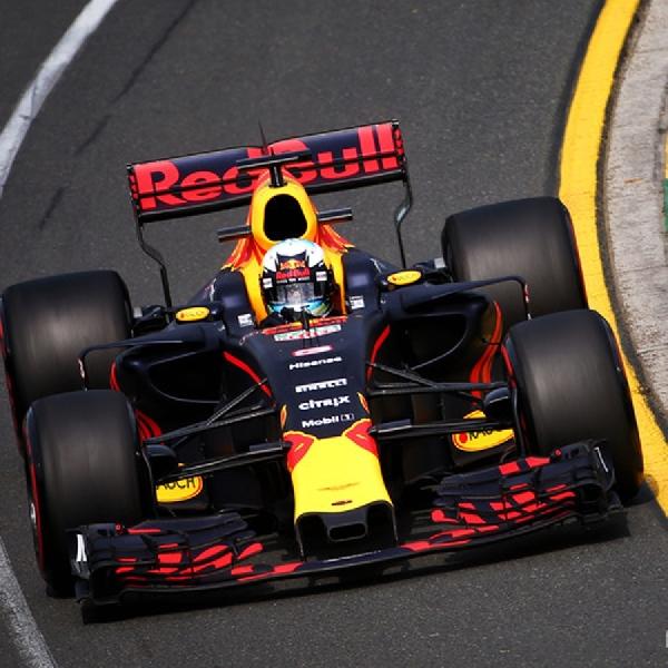F1: Verstappen Akui Red Bull Lambat