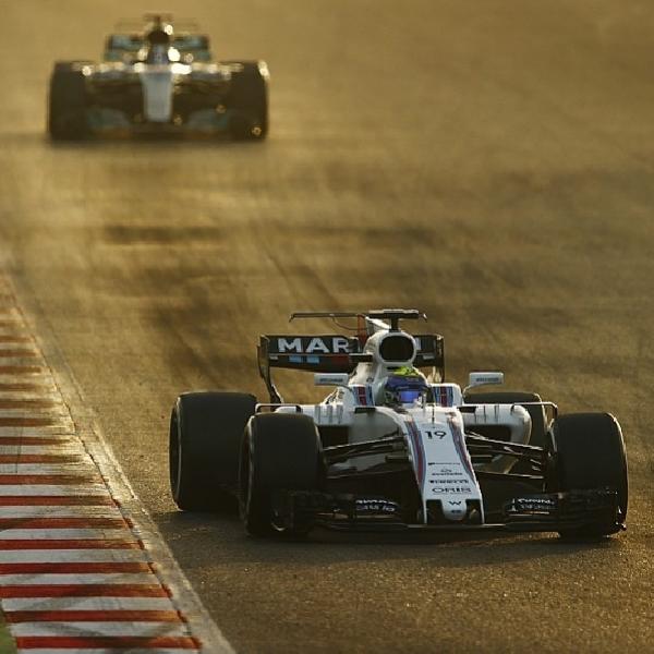 F1: William Lebih Kuat dari Mercedes