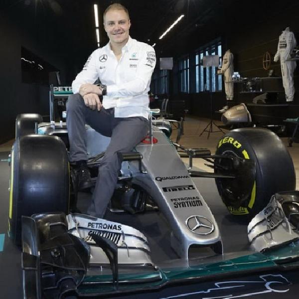 F1: Valtteri Bottas Resmi Berdampingan dengan Lewis Hamilton di tim Mercedes