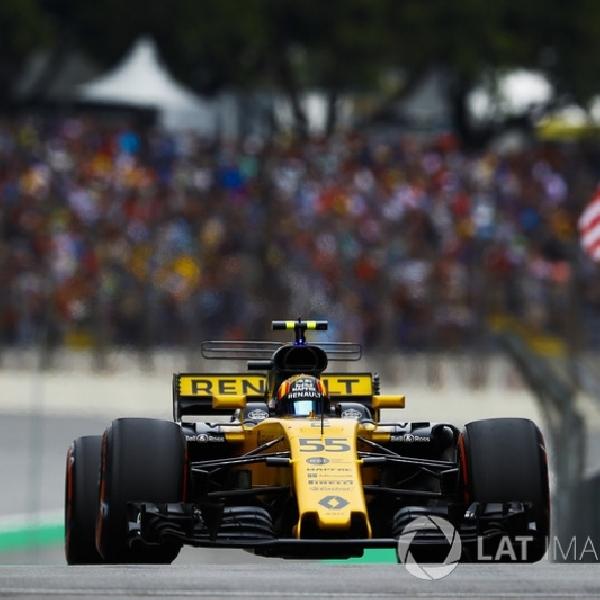 F1: Sering Rusak, Renault Minta Maaf