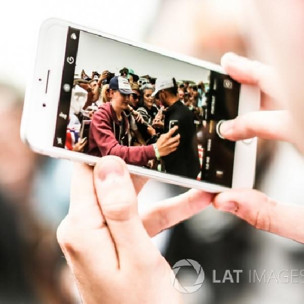 F1: Media Sosial Formula 1 Melejit dan Kalahkan Sepakbola Eropa?