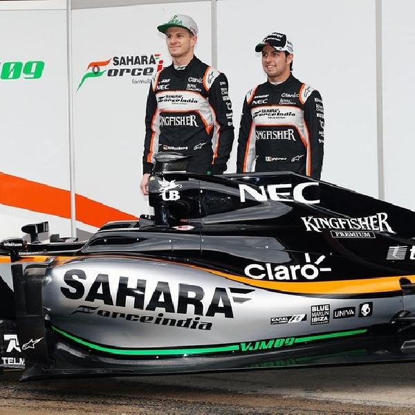 F1: Sergio Perez Hormati Keputusan Nico Hulkenberg