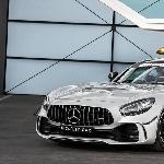 Bukan Main, Mercedes-AMG GT R Jadi Safety Car Formula 1 2018