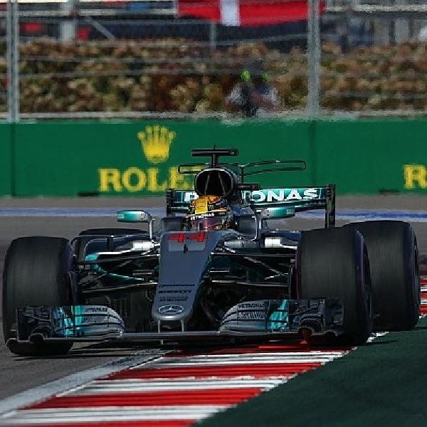 F1: Mercedes Alami Perubahan yang Signifikan di Spanyol