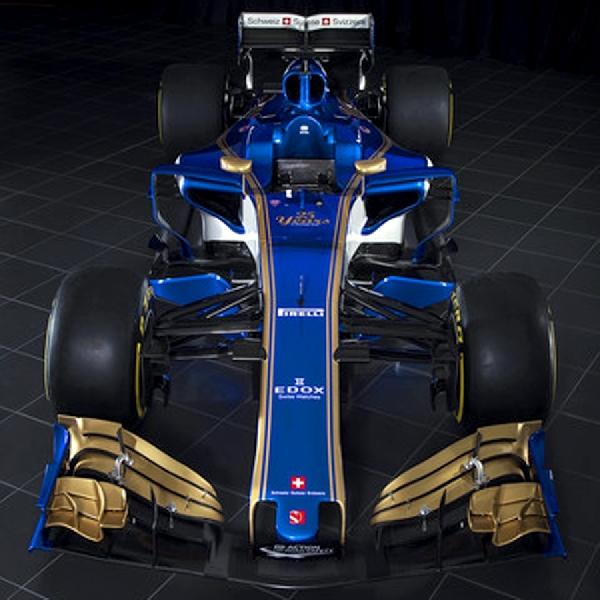 F1: Sauber rilis Mobil Balap Formula 1 Terbaru