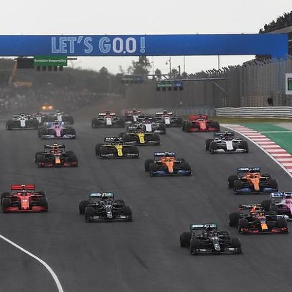 F1: Grand Prix Portugal Dipastikan Lengkap Dengan Kalender Balap 2021