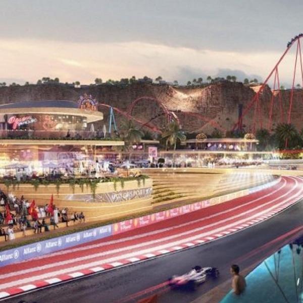 F1: F1 Tetapkan 23 Balapan di Tahun 2021, Tambahkan Venue Arab Saudi