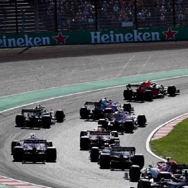 F1: F1 Umumkan Kontrak Baru Dengan Penyelenggara Grand Prix Jepang