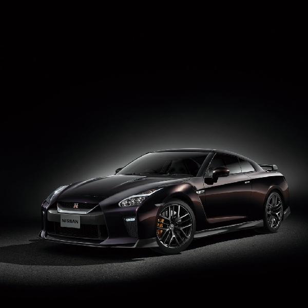 Nissan Produksi GT-R Listrik Limited Edition