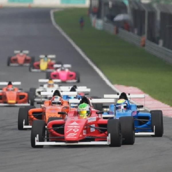 F4 SEA Akan digelar di Sentul International Circuit