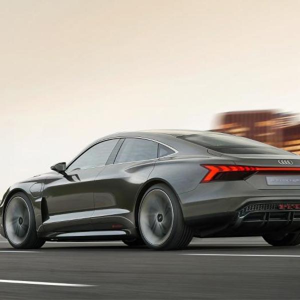Audi E-Tron GT Akan Hadir di Avenger 4
