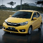 Penjualan Honda Meningkat di Oktober, Brio Nomor 1