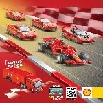 Shell Gelar Promo V-Power Race & Play