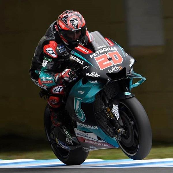 MotoGP: Quartararo Berharap Hasil GP Australia akan Berbeda